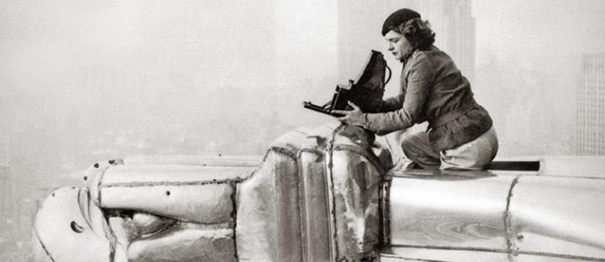 Margaret Bourke-White Slide