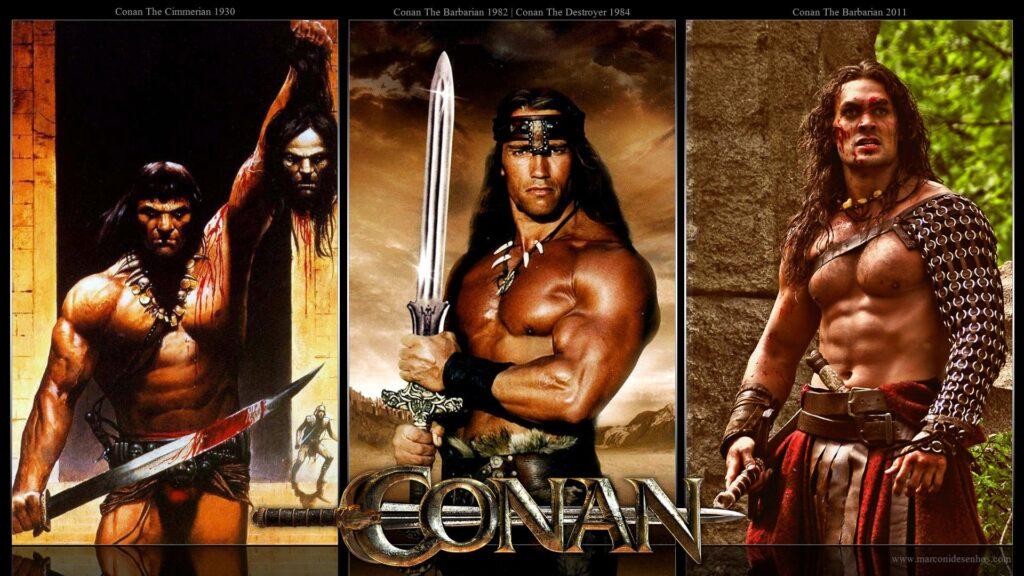 Conan 01