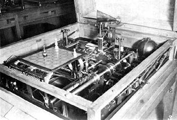 Inventores españoles 06 - El Ajedrecista de Leonardo Torres Quevedo