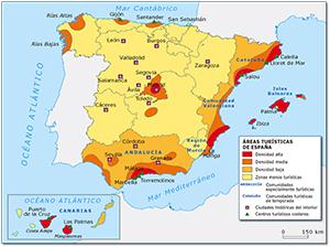 Jardinero - Areas turisticas espana