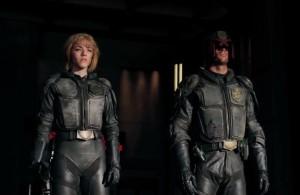 Dredd - Anderson y Dredd