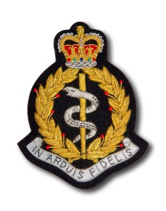 Royal Army Medical Corps Badge
