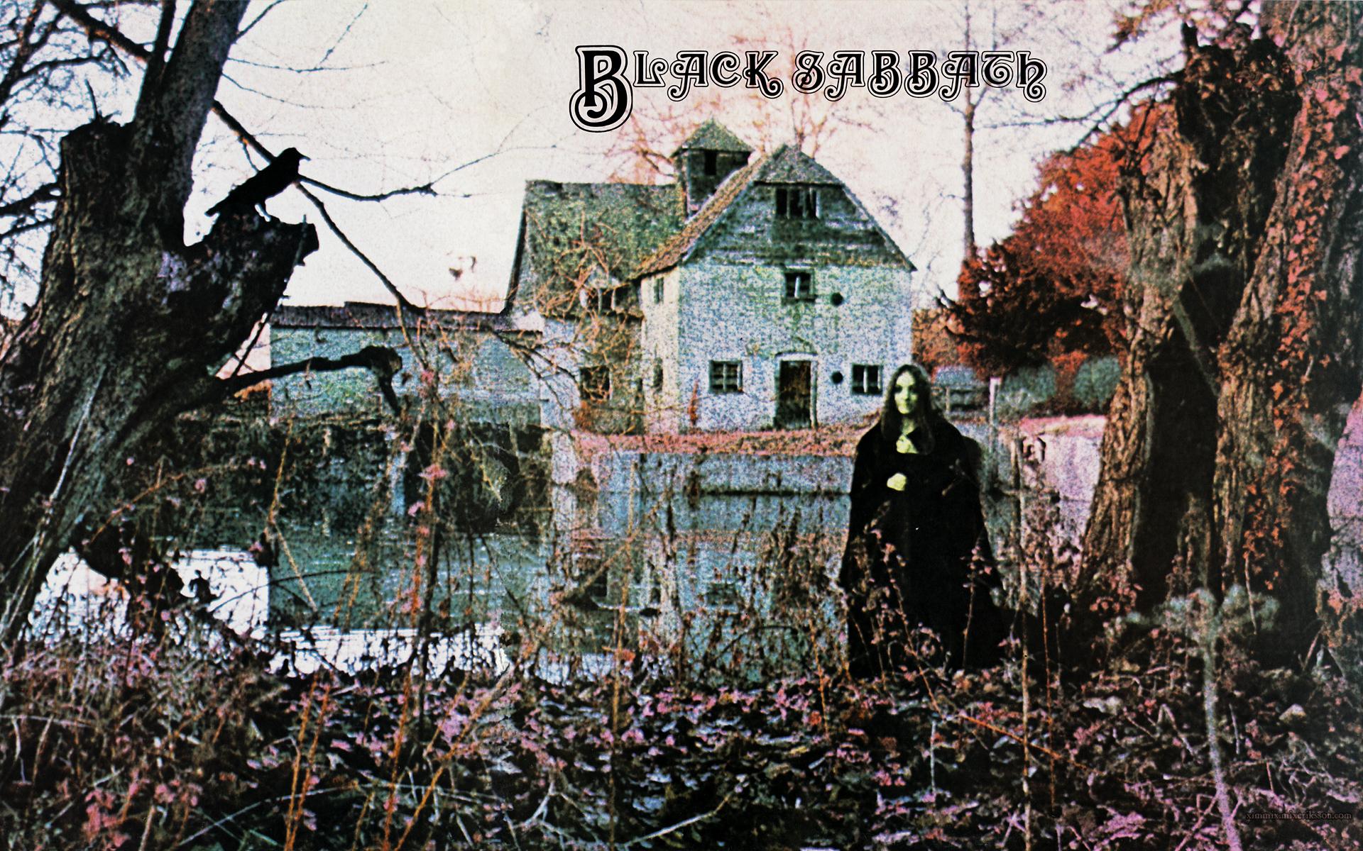 Resultado de imagen para black sabbath primer album