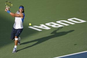 Rafael Nadal - Dubai 2006
