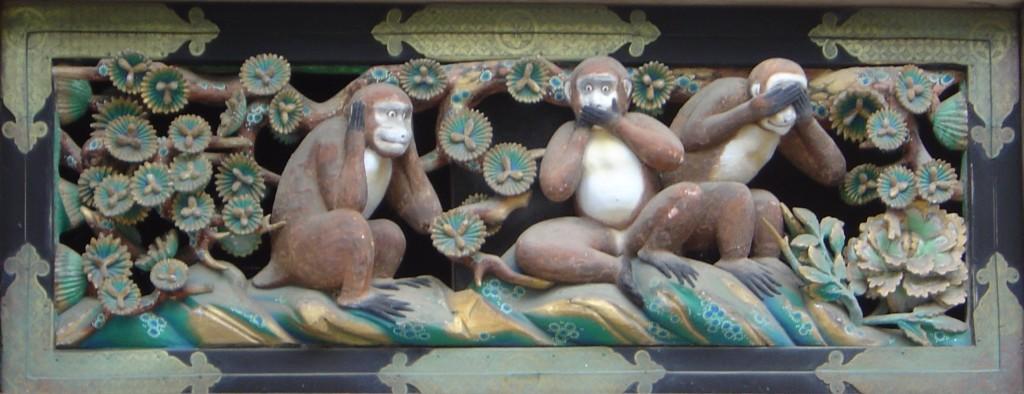 Tres monos