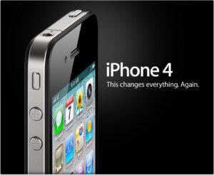 Iphone 4 anuncio