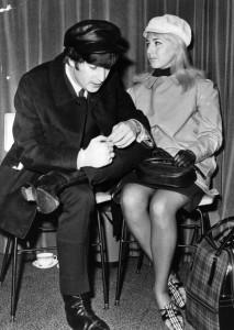 John & Cynthia Lennon
