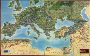 Rome Total War Mapa