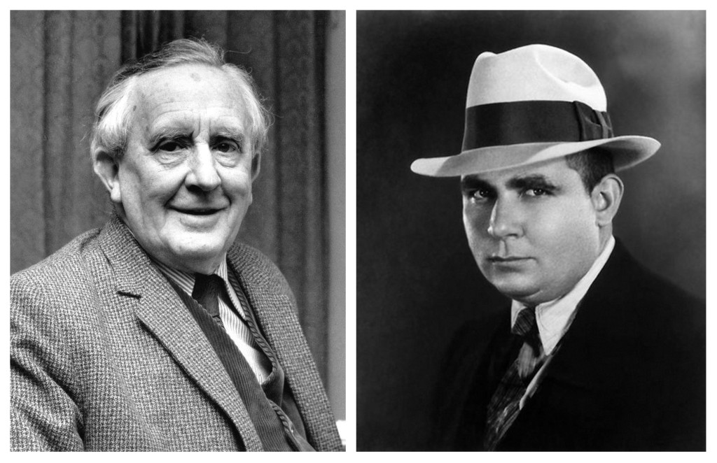 Tolkien y Robert E Howard