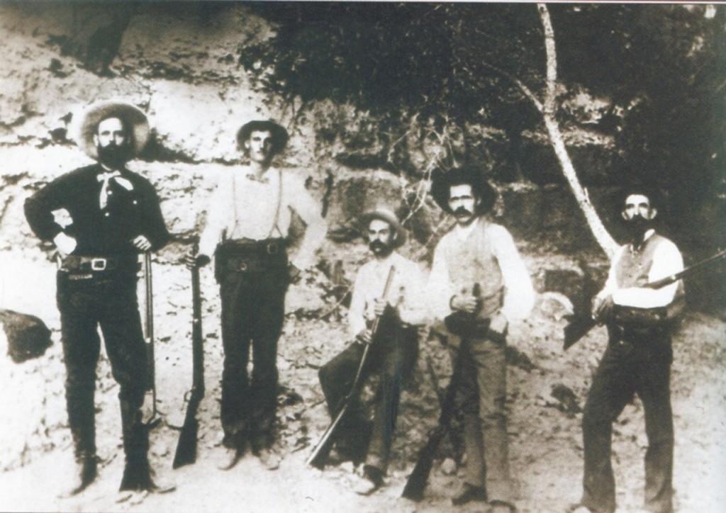 Banda de Jesse James