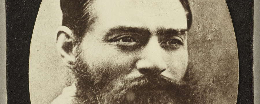Ned Kelly mirada