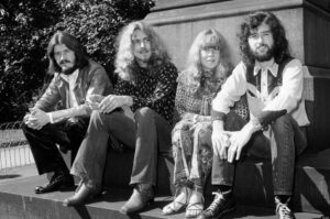 Sandy Denny & Led Zeppelin