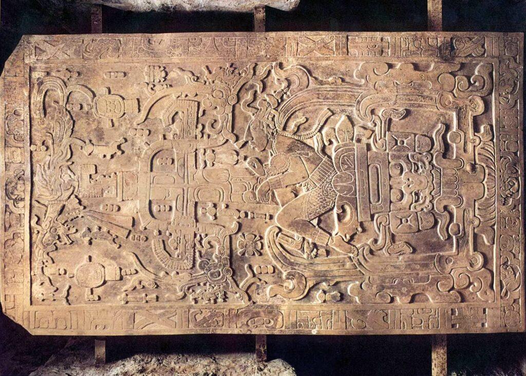 Sarcofago de Pakal