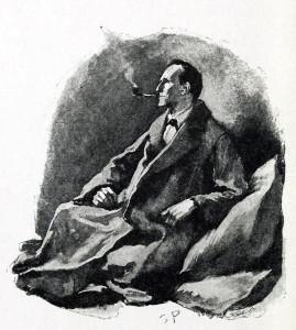 Sherlock Holmes - Sidney Paget