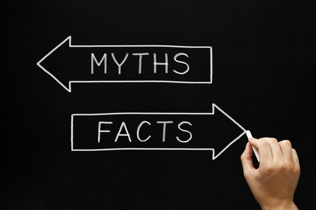 Mitos y hechos