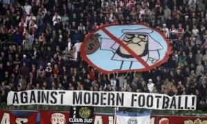 Odio eterno al futbol moderno
