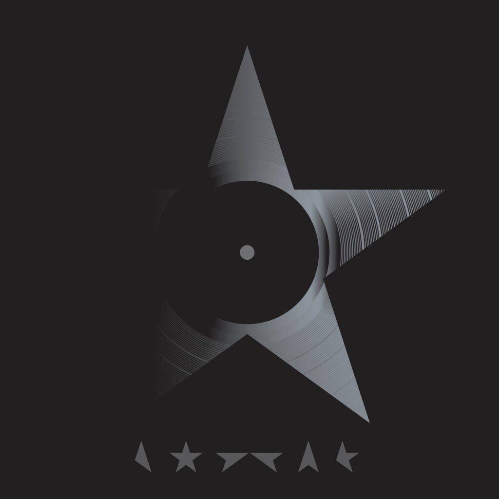 Blackstar Vinyl Cover