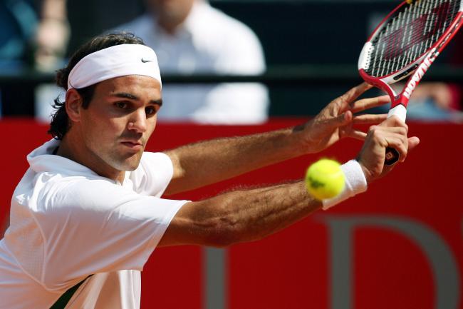 Roger Federer Roma 2006