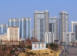 Edificios Pyongyang