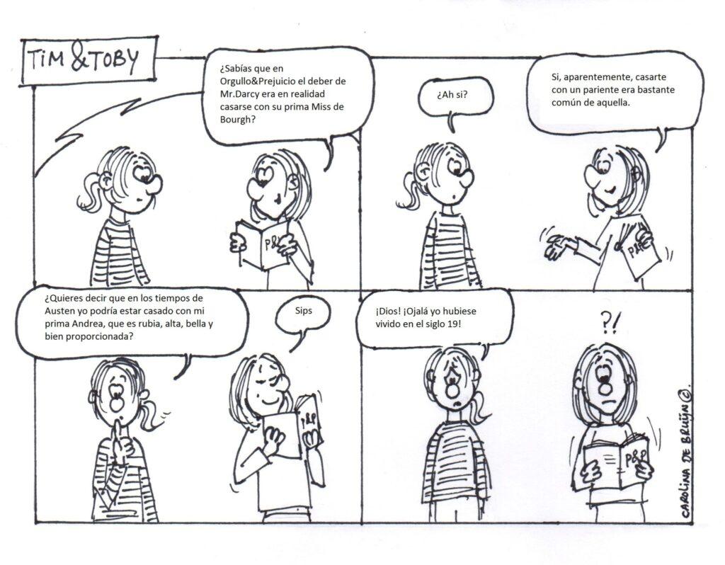 Tim y Toby - Orgullo y Prejuicio