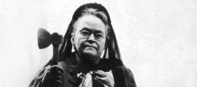 Carrie Nation principal