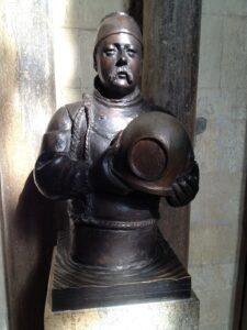 estatua William Walker