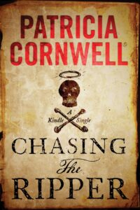 Chasing the Ripper cover
