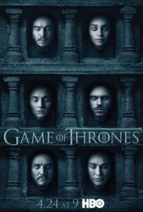 Game of Thrones S6 Poster