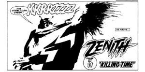 Steel Claw - Zenith