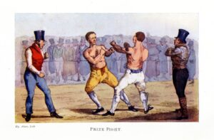 Bare knucle boxing