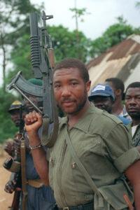 Charles Ghankay Taylor
