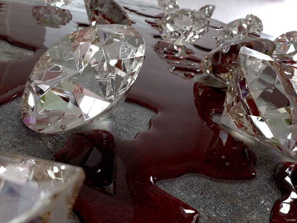 Resultado de imagen para diamantes de sangre