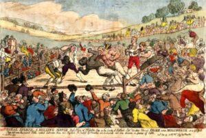 Mollineaux vs Cribb segunda pelea