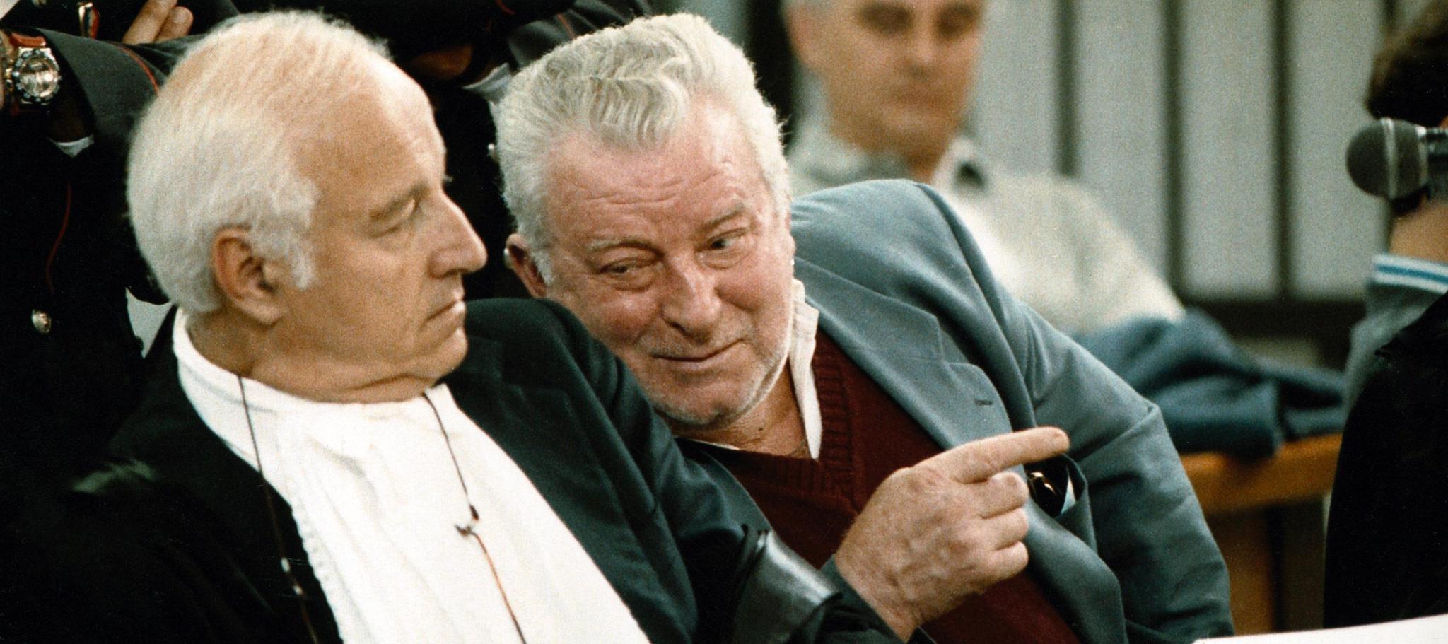 Pietro Pacciani en el juicio