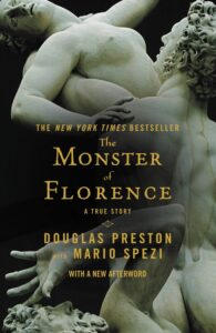 Portada The Monster of Florence