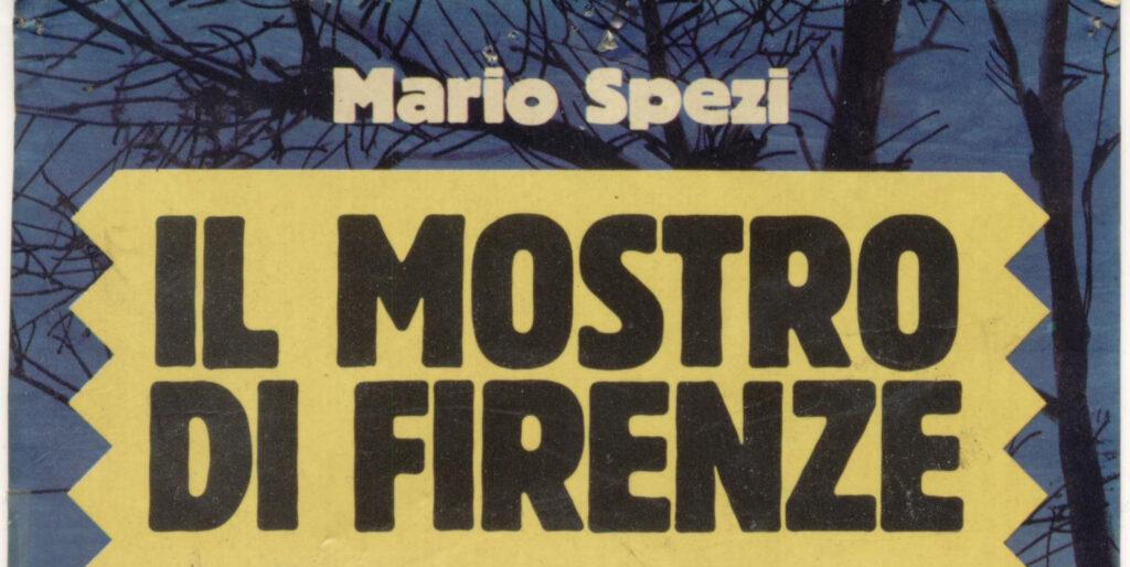 Portada libro Mario Spezi