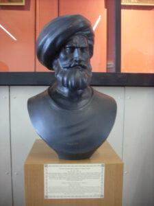 Busto de Turgut Reis