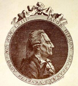 Casanova en 1788