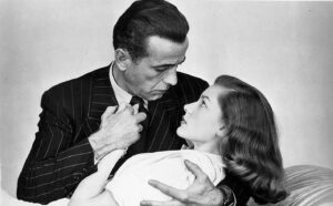 The Big Sleep (1946) Directed by Howard Hawks Shown: Humphrey Bogart, Lauren Bacall