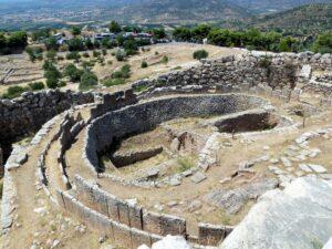 Acropolis de Micenas
