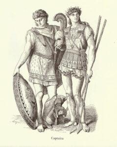 Capitanes griegos