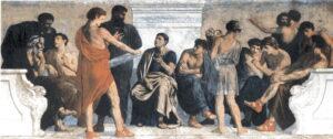 La escuela de Aristoteles