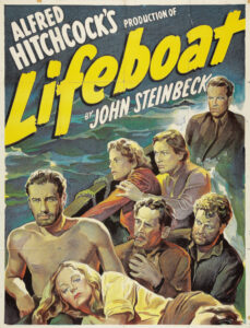 Lifeboat poster