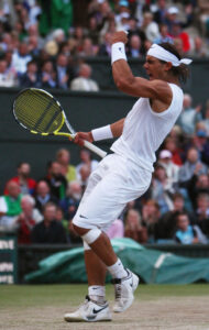 Nadal en Wimbledon 2006 2