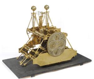 Replica del cronometro de John Harrison