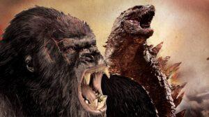 King Kong Godzilla monsterverse