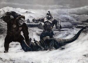 Promo King Kong Escapa