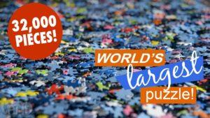 Worlds Largest Puzzle
