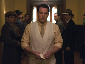 Ben Affleck como Joe Coughlin