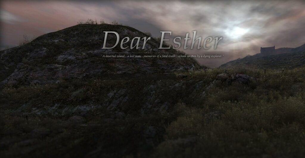 Dear Esther Main